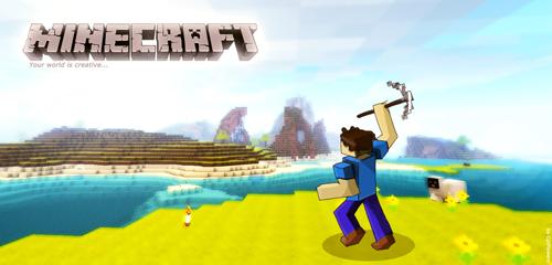 Про гру Minecraft