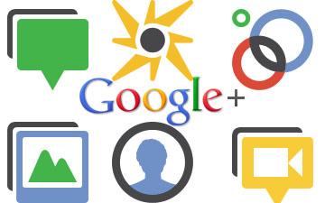 Запрошення (інвайти) в Google+ (Google Plus)