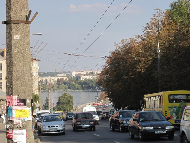 Поїздка в Тернопіль. Продовження