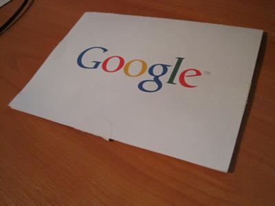 Лист від Google AdSense