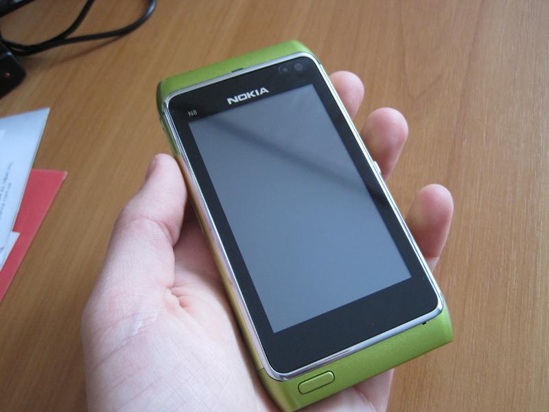 Придбав китайський телефон Nokia n8