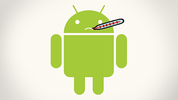 Найбільше страждають від вірусів смартфони на Android