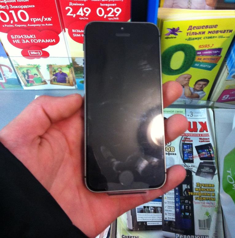 Фото iPhone 5s №2