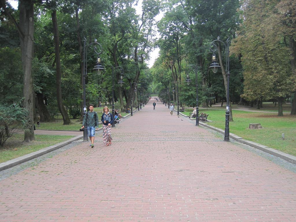 Парк Франка у львові