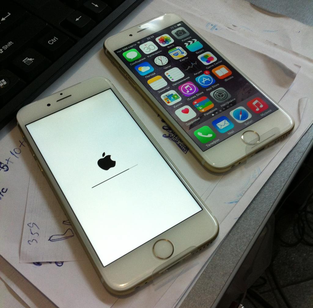 iPhone 6 в моїх руках