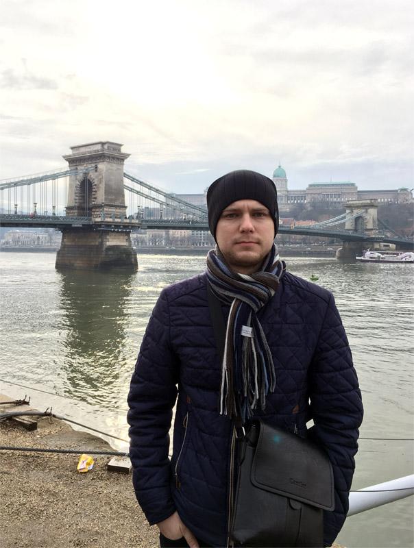 Я в Будапешті